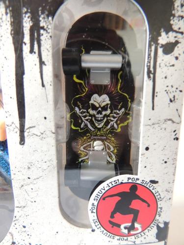 tech deck pros - boneco kevin staab + skate bird   (lv 4)