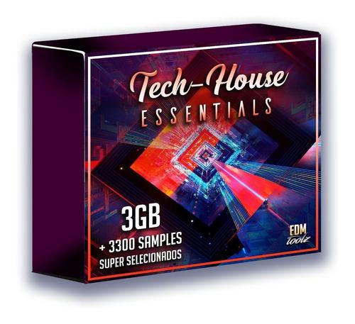 tech-house essentials 2019 ( mega sample pack)