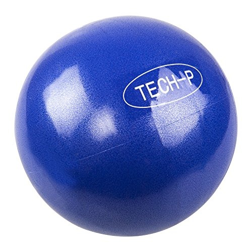 130552d36653a Tech P Pilates Mini Exercise Ball 25cm 7 To 9 Stability Ba
