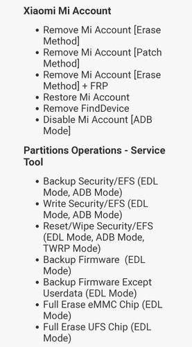 tech services gsm