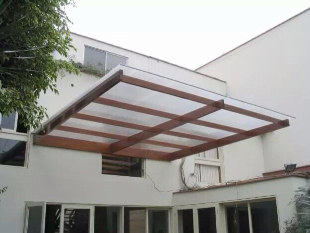 Techados con policarbonato 9 en mercado libre - Techados para terrazas ...