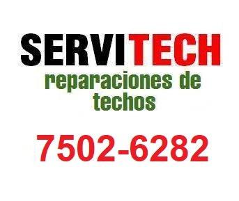 techista reparacion de techos impermeabilizaciones