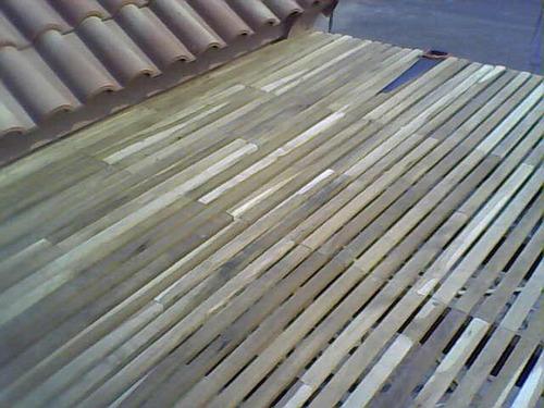 techista techo de teja chapa y de todo tipo zingueria deck
