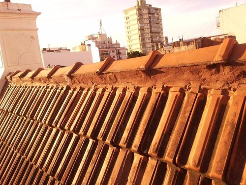 techista zinguero, capital federal,reparaciones, filtaciones