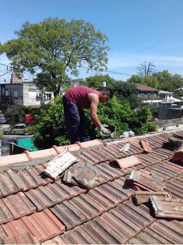 techistas todo tipo de techos reparaciones y techos en gener