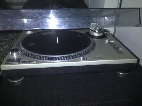 technics sl 1200 mk como  nuevo