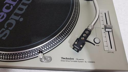 technics sl 1200mk5 tornamesa