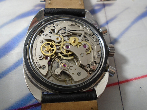 technos antigo cronografo diver sportsgraph s'70 l 248