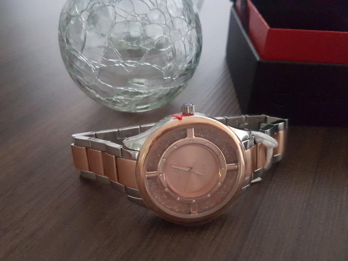 Relógio Technos Feminino Elegance Crystal Rose Gl30fn 5a - R  554,00 ... 70465dc044