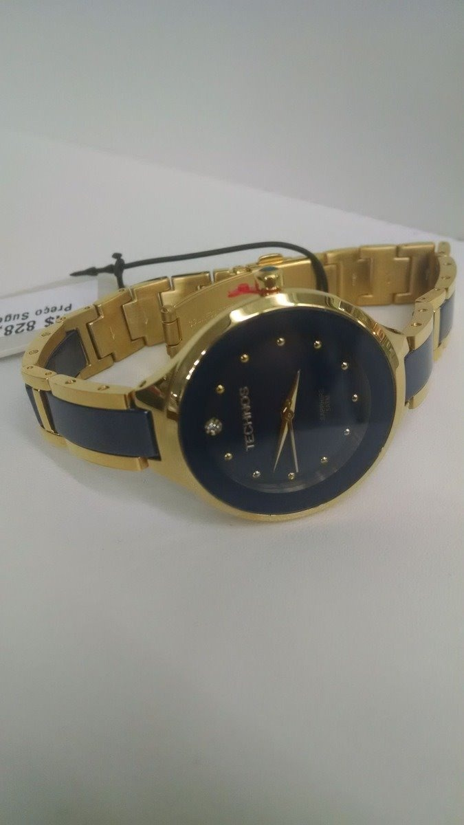 9e12013091f9c Relógio Technos Feminino 2035lyv 4a Original E Barato - R  589