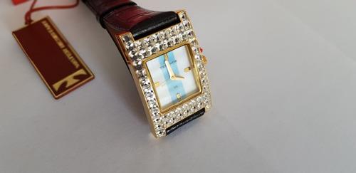 technos feminino relógio