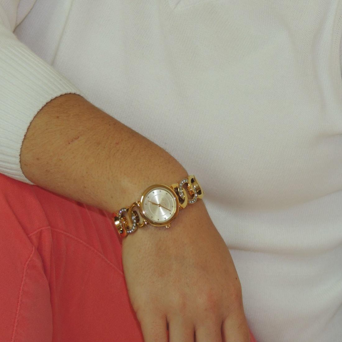 ff57ddf7e6c Relógio Technos Feminino Elegance Elos - R  460