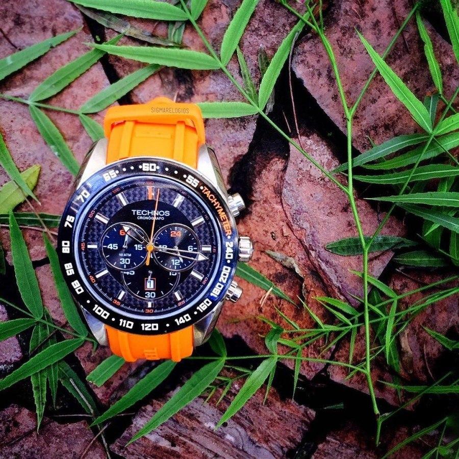 cba81f6271411 Relógio Technos Masculino Performance Sports Os20hm 1p - R  839,90 ...