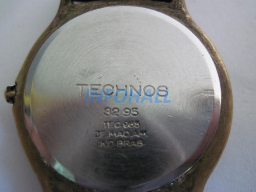 technos tec relógio