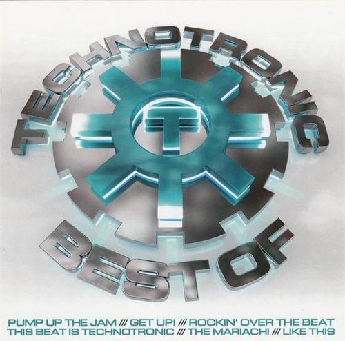 technotronic - best of (vinilo)