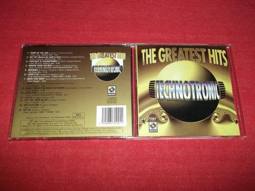 technotronic - greatest hits cd nac ed 1994 mdisk