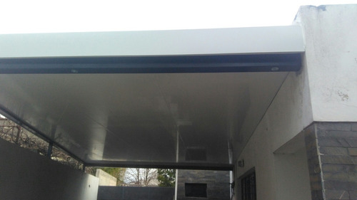 techo de isopanel colocado oferta! 50u$ el m2 todo incluido