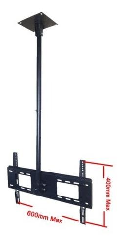techo de montaje de la tv soporte giratorio inclinación lcd