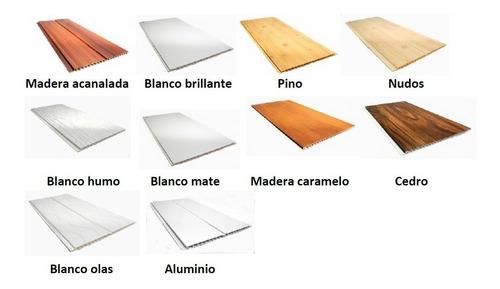 techo en pvc cieloraso en pvc techos en pvc bogota plastitek