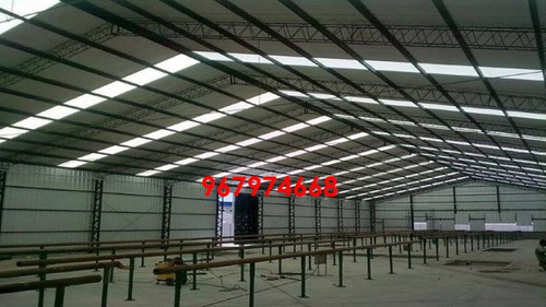 techo - estructura metalica