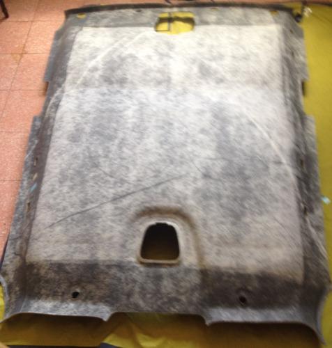 techo  interno de peugeot 307