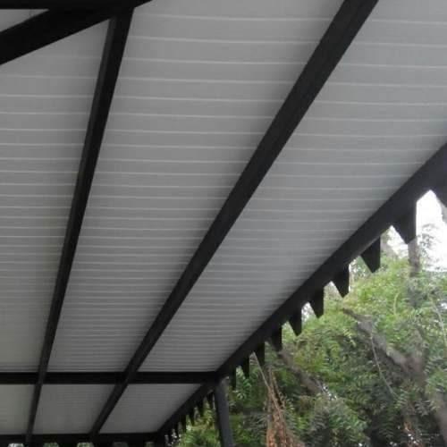 Techo machimbrado de pvc bs en mercado libre - Laminas de techo ...