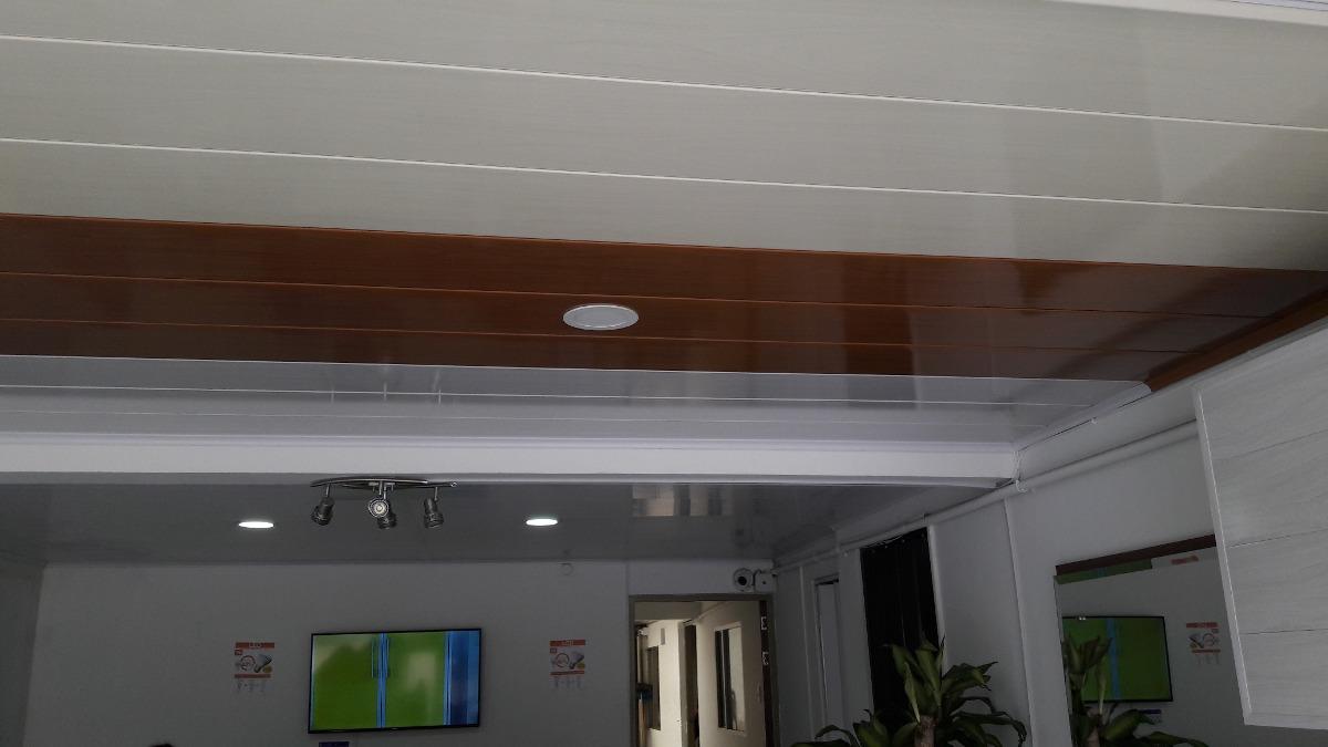 Cuanto cuesta el m2 de techo desmontable gallery of jorge - Cuanto cuesta el pladur ...