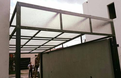 techo para garage cochera