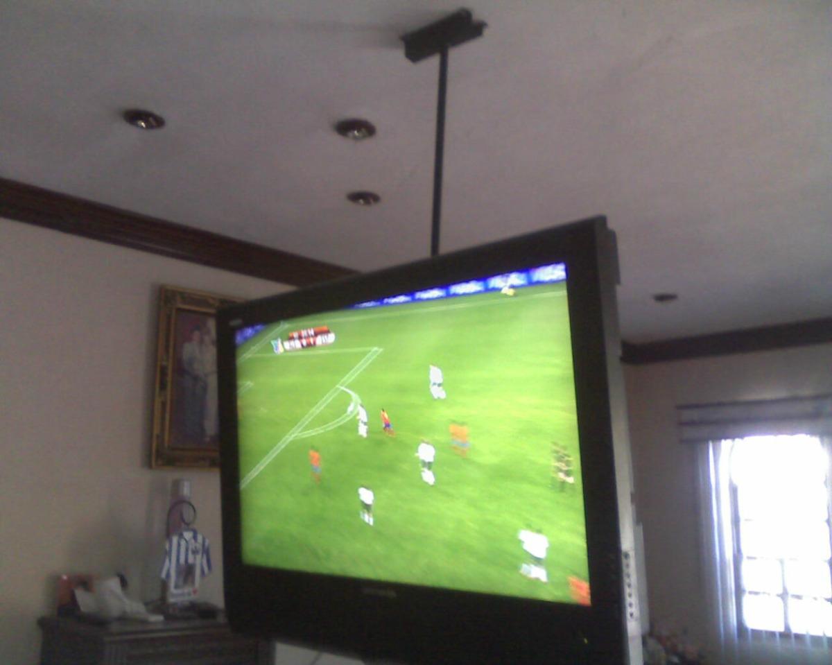 Soporte de techo para pantallas hasta 60 sp0 en - Soportes de tv para techo ...