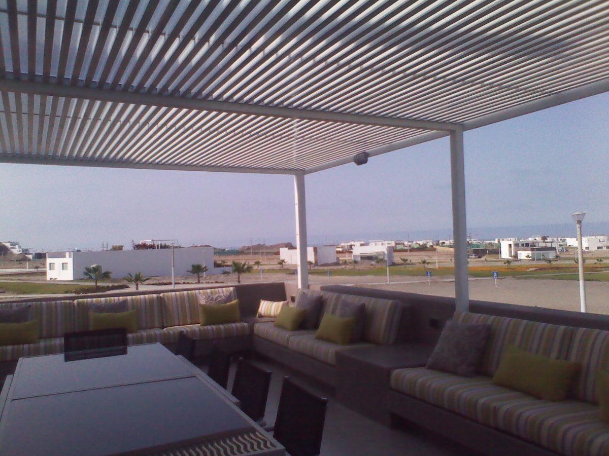 Techo sol y sombra aluminio madera 921225318 s 270 00 - Techos de aluminio para terrazas ...