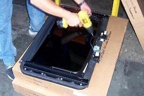 techo solar eléctrico y mecánico ,reparación y mantenimiento