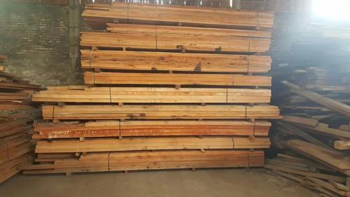 techo tirante madera dura 2 x 5 x mts rostrata