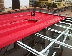 techos aluzinc cuartos en drywall acustico