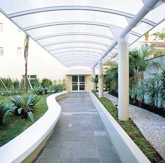 techos cerramientos policarbonato aberturas aluminio vidrio