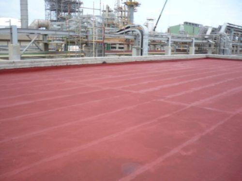 techos con impermeabilización