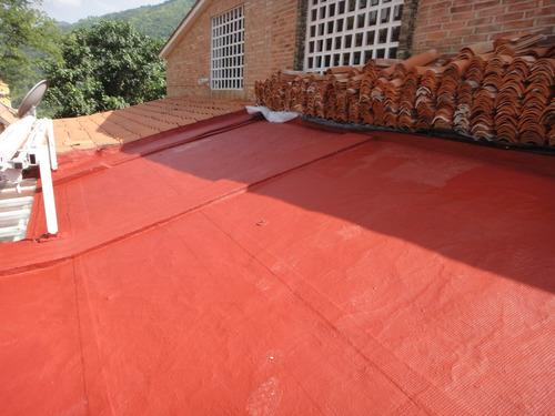 techos con impermeabilizacion