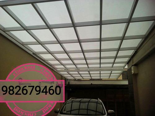 techos corredizos en policarbonato. 982679460