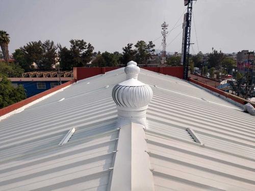 techos curvos (arcotechos engargolados) y kr 18 techos plano