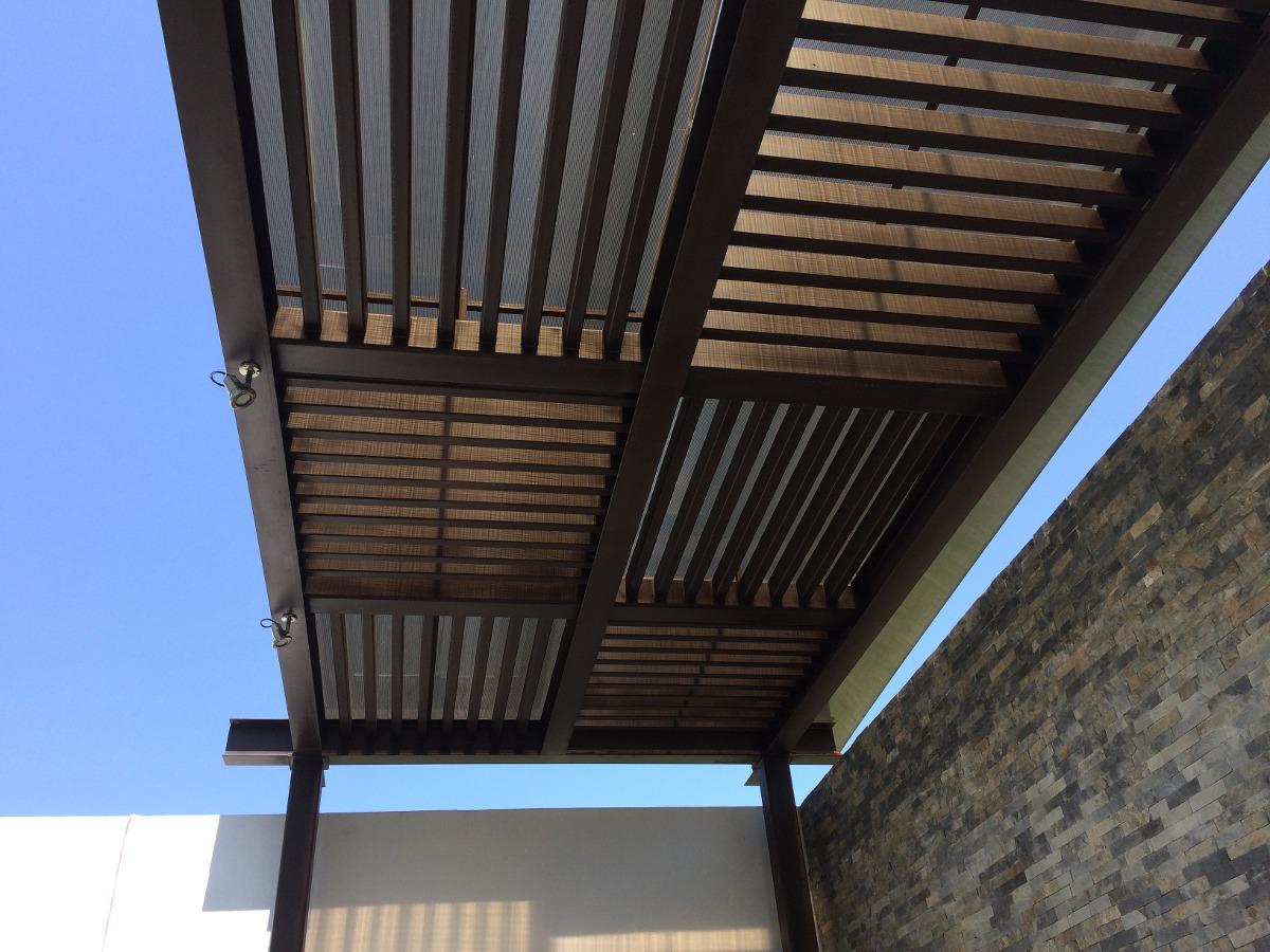 Duelas de madera para techo good cmo construir un deck o - Duelas de madera ...