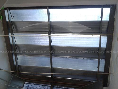 techos de laminas de poliester y aluminio
