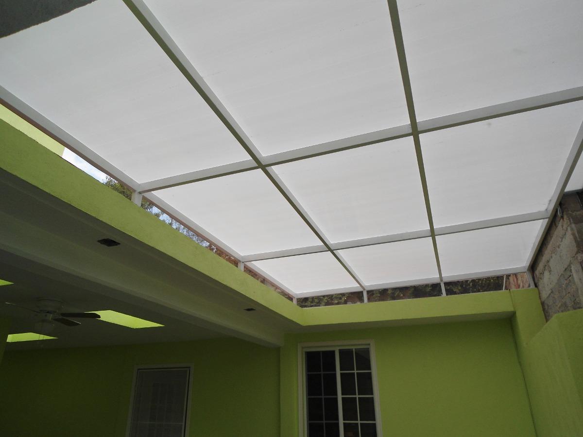 techos de policarbonato en mercado libre