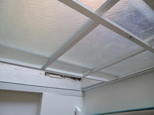 techos de policarbonato , anti-granizos
