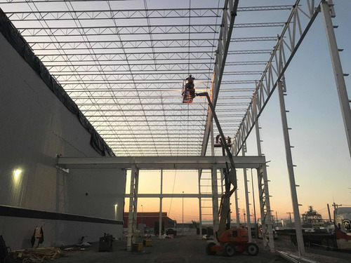 techos de policarbonato, mantenimientos en naves industriale