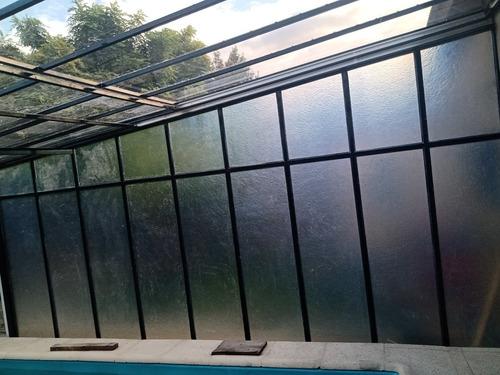 techos de policarbonato.antigranizos