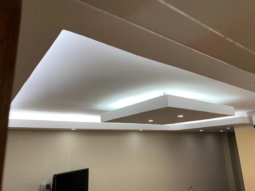 techos drywall intalacion