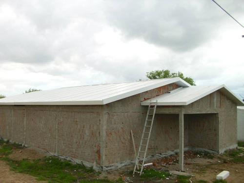 techos en isopanel