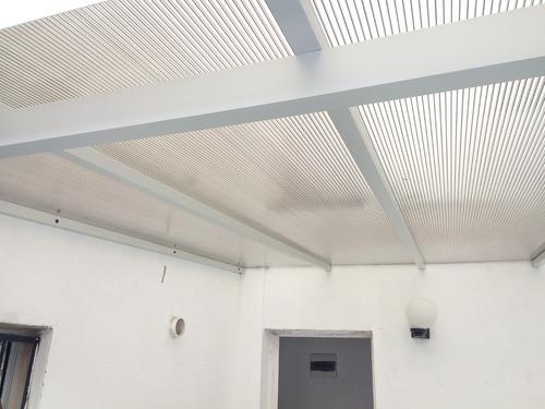 techos en policarbonatos