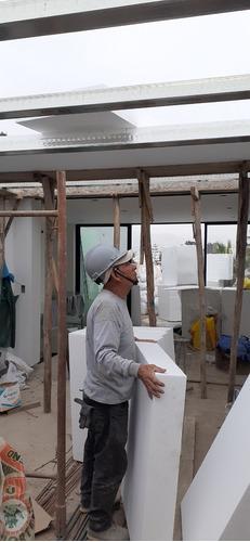 techos encofrado caseton y vigueta prefabricada