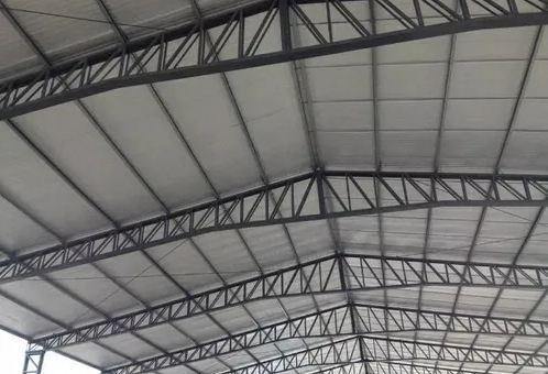techos galpones construcción