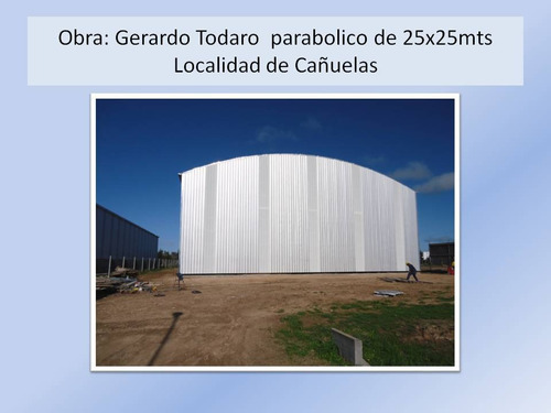 techos, galpones, estructuras metalicas